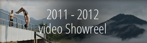 2011 - 2012 Video Showreel