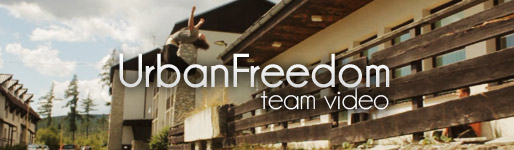 UrbanFreedom team video (2013)